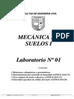Laboratorio 01