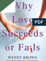 Why Love Succeeds or Fails