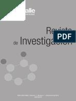 Revista de Investigación ULASALLE 2012