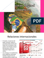 Integracion Sudamericana II Separata