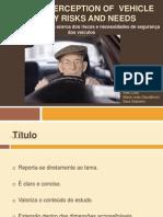Seniors Perception of Vehicle Safety Risks and Needs-Cristina