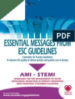 Essential Messages AMI STEMI