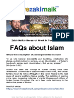 Why is the consumption of alcohol prohibited in Islam?