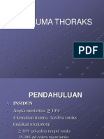 Trauma Thoraks (BEDAH)