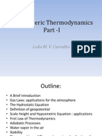 Atmospheric Thermodynamics 1 v2