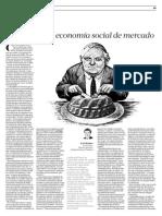 amenaza a la economía social de mercado - Chile