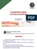 Introducción Teórica al Tai Chi y al Chi Kung (Presentación)