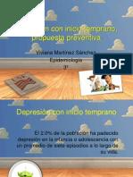 Programa de intervención, depresión infantil.ppt