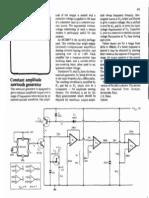 Constant Amplitude Sawtooth Generator
