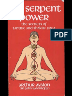The Serpent Power - Sir John Woodroffe