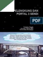 Pelengkung Dan Portal 3 Sendi