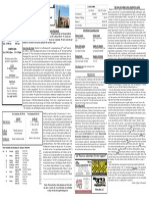 1/19/14 Bulletin
