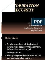 Informaion Security