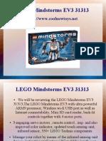 Lego Mindstorms Ev3 31313 PDF