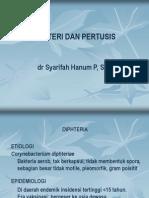Difteri Dan Pertusis