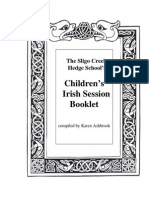 Childrens Session Book