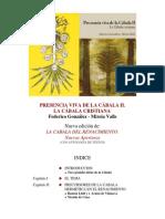 PRESENCIA VIVA DE LA CÁBALA II