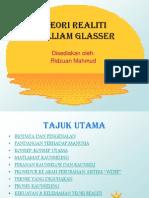 Teori Realiti Glasser