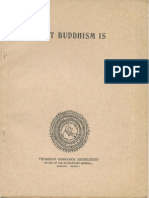 Spiritual Reading What is Buddhism