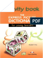 Picture Dictionary-Activity Book