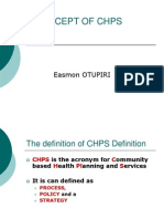 The Chps Concept