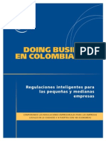 Doing Business en Colombia