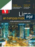 VARIEDADES-52 = Lima en Tiempos Modernos (2008)