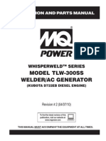 Welder Generators TLW300SS Rev 2 Manual DataId 19336 Version 1