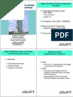 4 Building Codes ACI EC2