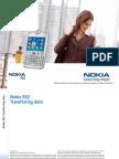 Nokia E62 Transferring data en 1