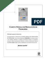 MODULO 04 - Resolucion de Problemas