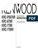 B64-1612-00krc ps978 r manual