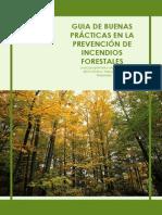 Guia de buenas prácticas en la Prevención Incendios Forestales