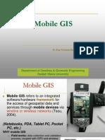 Kuliah Minggu Ke-8 Mobile GIS
