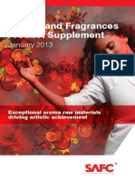 Flavors and Fragrances Product Supplement