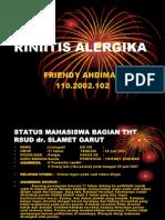 RINIITIS ALERGIKA