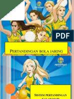 Pertandingan Bola Jaring