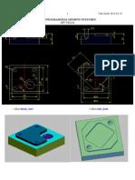 Zseb marás CNC programozása