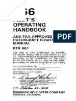 R66 Pilot's Operating Handbook