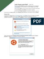 Ubuntu 12 o 13 Manual