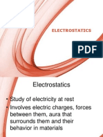 Electrostatics and Fundamental Forces