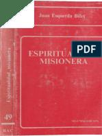 Esquerda, Juan - Espiritualidad Misionera