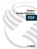 Application Guide System Smoke Detectors