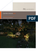 FX Luminaires Catalog