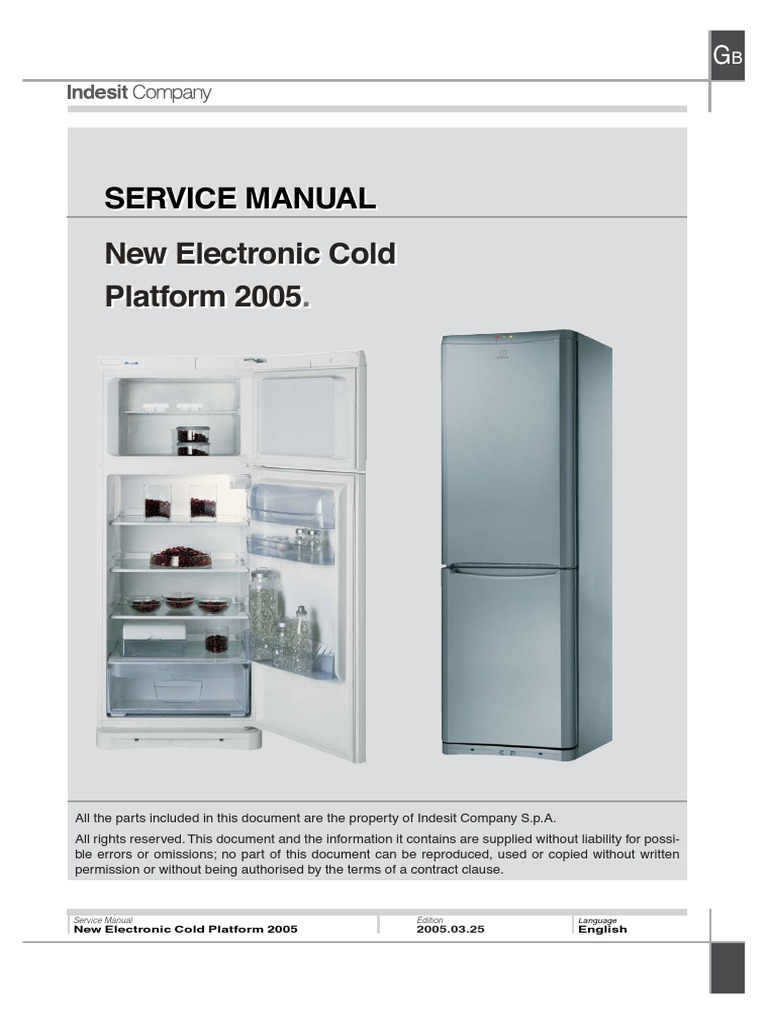 Frigidere indesit manual service refrigerator hvac asfbconference2016 Choice Image