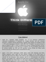 apple-CASE STUDY