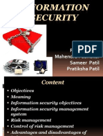 Informaion Security (2)