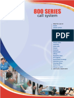 800 1-90 Zone Call System