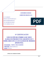 4ª CERTIFICACION MERIDASTONE 18-12-2013 - copia