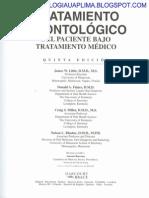 Little-Tratamiento Odontológico del Paciente bajo Tratamiento Médico